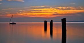 Festa addio al nubilato in barca lago di Garda