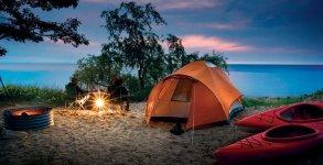 Campeggi lago di Garda