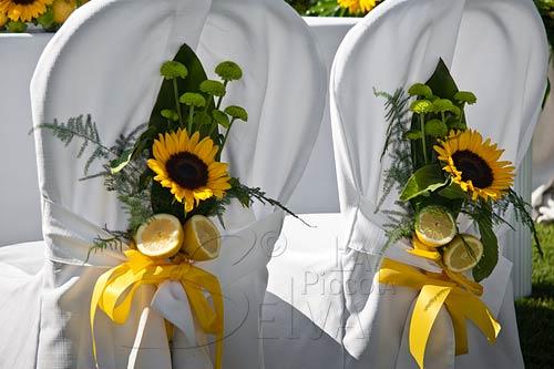 Inviti Matrimonio Girasoli : Matrimonio a tema giallo con girasoli e limoni