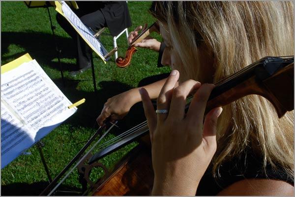 quartetto archi matrimonio Verbania