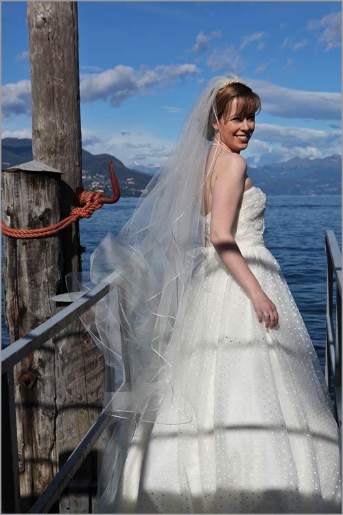 abiti da sposa-Stresa-lago-Maggiore