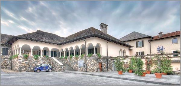location matrimonio Orta