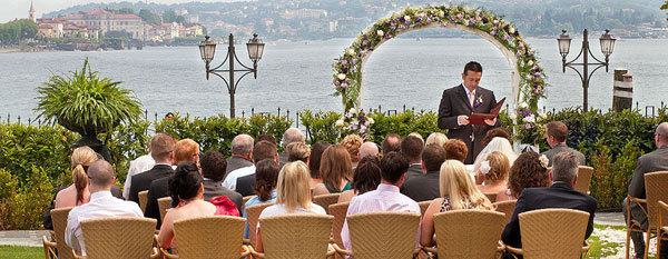 cerimonia matrimonio all'americana Hotel Dino