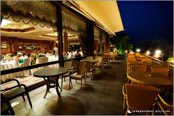 menu matrimonio Hotel Dino Baveno