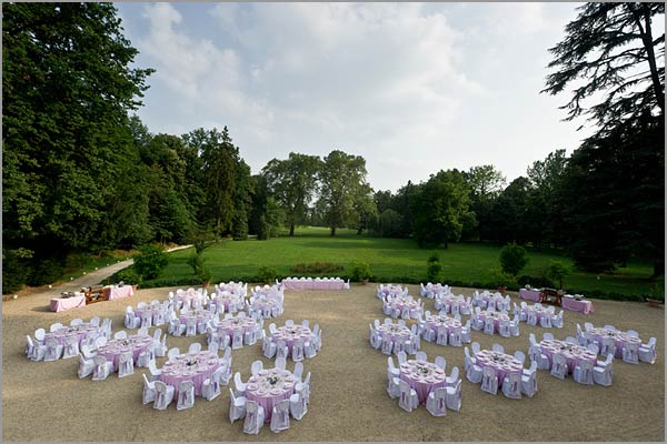 catering matrimonio Lago d'Orta