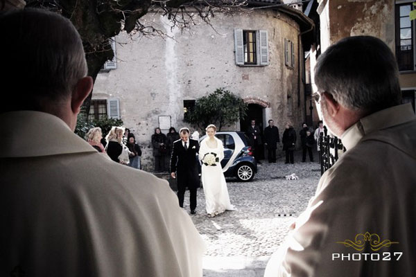 cerimonia matrimonio chiesa Brissago Ticino Lago Maggiore