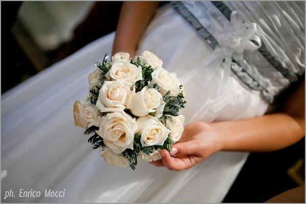 bouquet per damigelline matrimonio