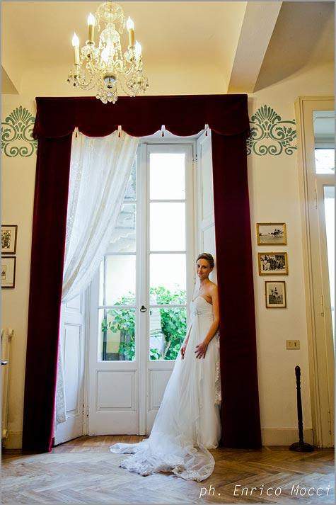 villa con camera suite prima notte nozze