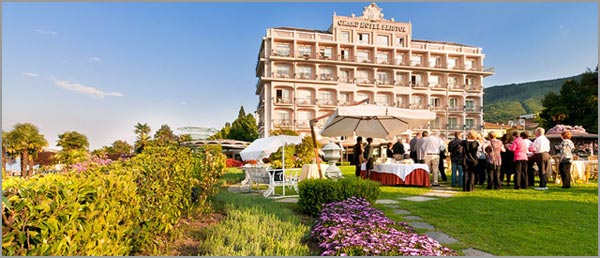 Grand Hotel Bristol Stresa lago Maggiore