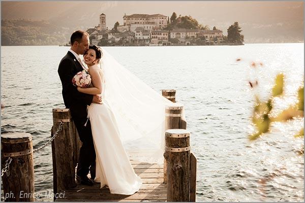 ricevimento nozze ristorante Orta Beach Club