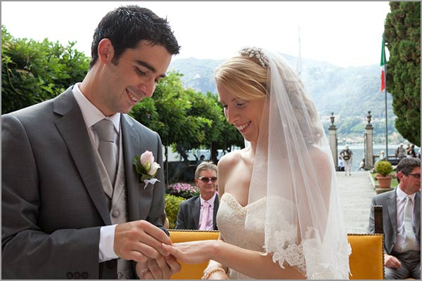 organizzazione matrimoni Villa Bossi