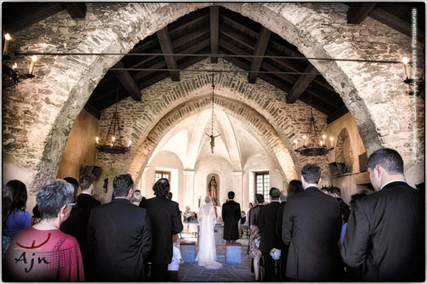 cerimonia matrimonio chiesa di Novaglio