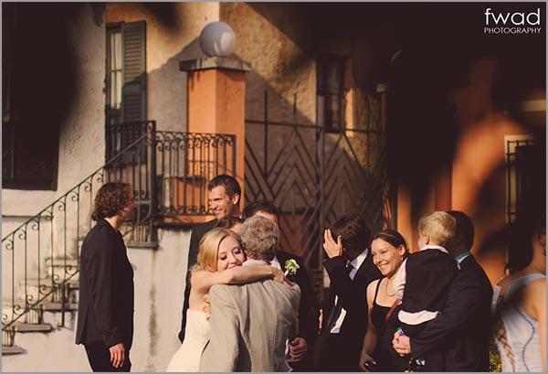 organizzazione matrimonio civile Villa Bossi
