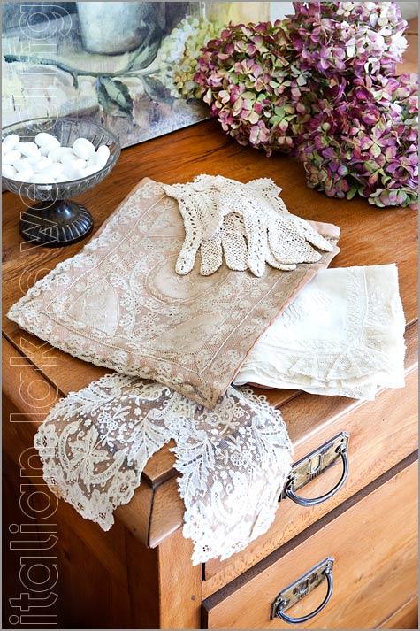 pizzi per abiti da sposa