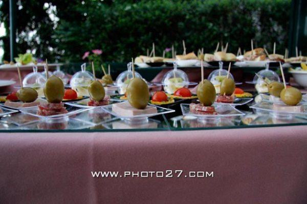 aperitivo di matrimonio al ristorante San Giulio