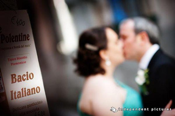 matrimonio romantico al lago d'Orta