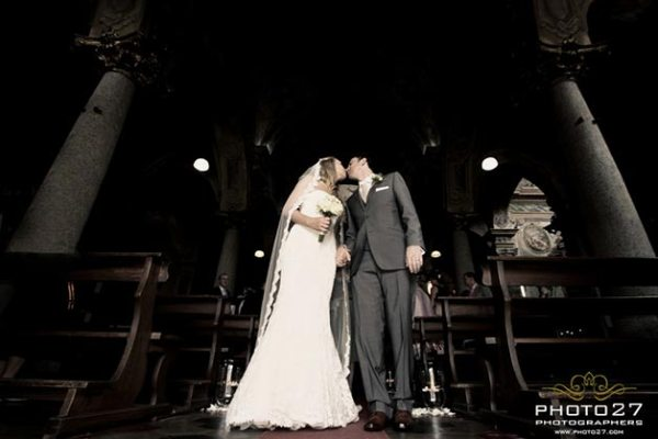 nozze a Orta