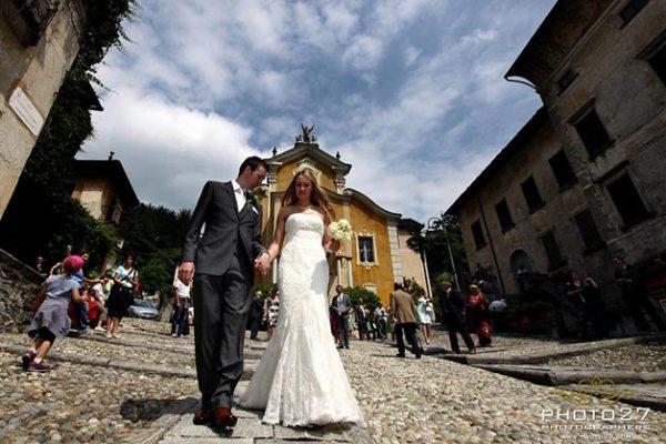 nozze a Orta San Giulio