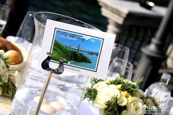 segnaposti matrimonio Lago d'Orta