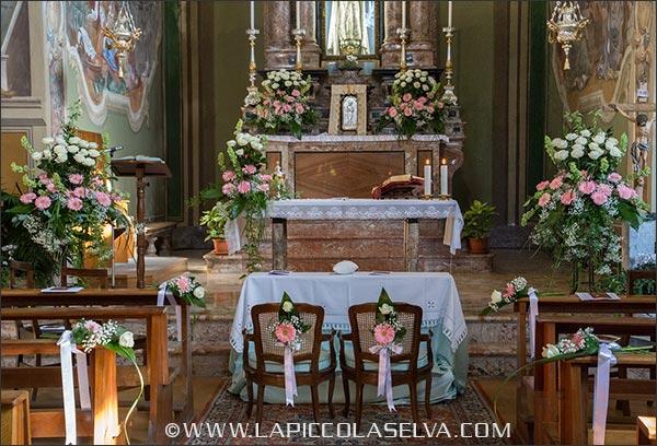 Matrimonio In Chiesa Vale Anche Civilmente : Fiori matrimonio orta stresa