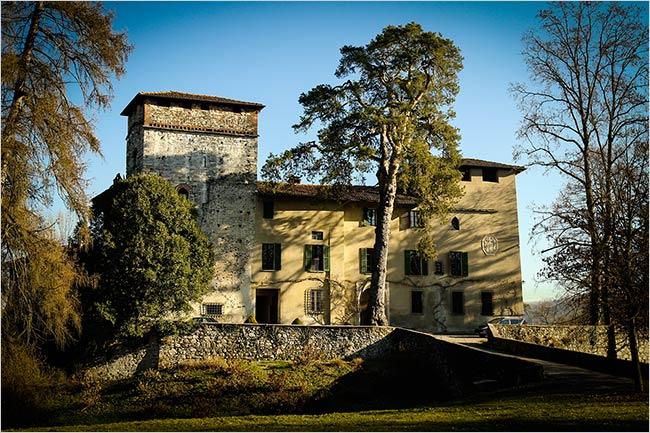 Matrimonio In Un Castello : Matrimonio civile al castello visconteo del lago maggiore