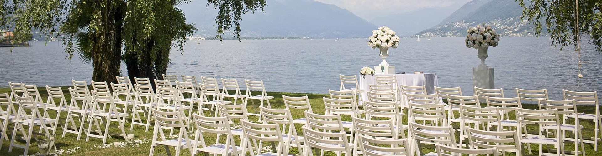 Matrimonio Lago Toscana : Matrimonio al lago maggiore dalla cerimonia alle location per