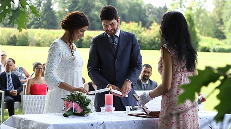 Celebrante matrimonio Tenuta La Quassa, Lago Maggiore