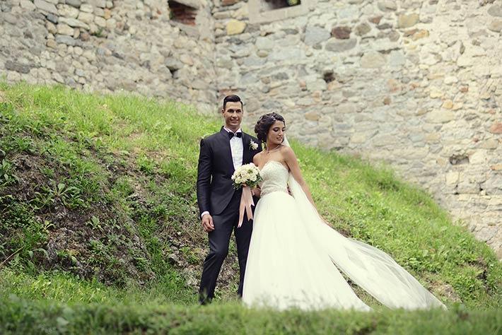 Matrimonio Simbolico Celebrante : Cerimonia di matrimonio alla rocca borromea arona