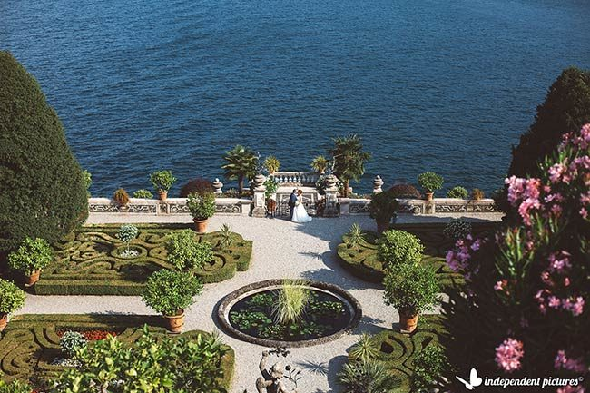 Matrimonio Isola Bella Lago Maggiore © foto Independent Pictures