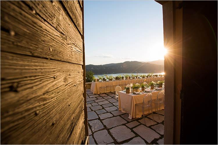 castello matrimonio Lago Maggiore Varese