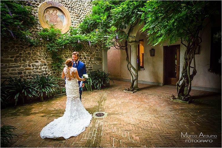 Matrimonio Abbazia Santo Spirito lago Maggiore