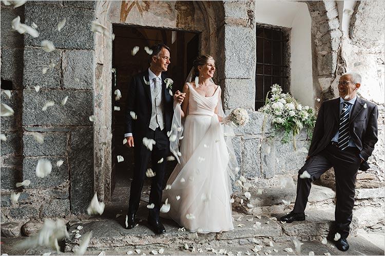 Matrimonio chiesa San Remigio di Pallanza