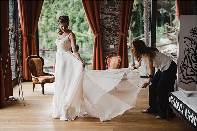 Villa private per nozze sul Lago Maggiore