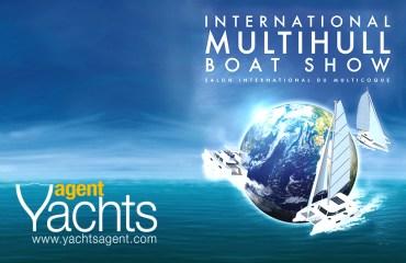 Multihull Boat Show 2018 toi jälleen kaikki maailman keskeisimmät monirunkovalmistajat näytille La Grande Motteen Etelä-Ranskaan. Lagoon veneet olivat näyttävästi esillä.