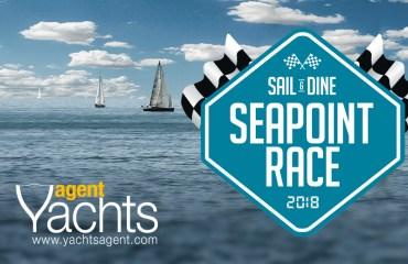Seapoint Race 2018 osa Suomenlahti Ranking 2018 sarjaa. Kisa purjehditaan 30.6.2018. YachtsAgent on kisa ylpeä sponsori.