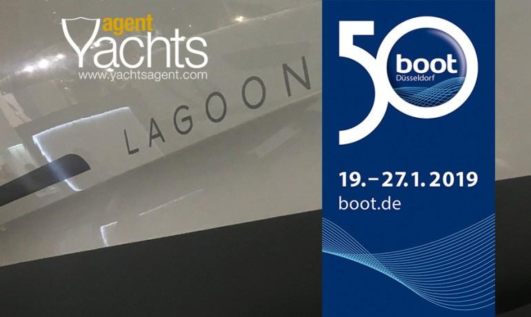 Boot 2019 - YachtsAgent raportoi Düsseldorfissa.