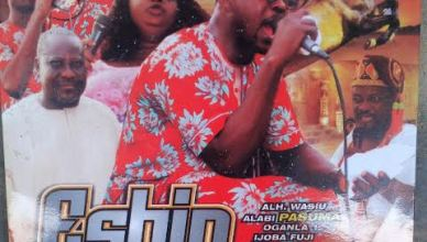 Pasuma - Eshin Yellow Gbera (Shasha Day)