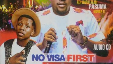 Pasuma - First Lagos Ft. Small Doctor