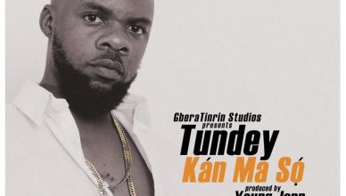 Tundey - Kan Ma So