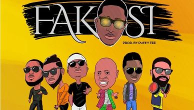 Alan Harbiodinho - Fakosi Ft. Dr. Malinga, Wale Waves, Dresticks, Creddy F, G-Fresh & Klever Jay