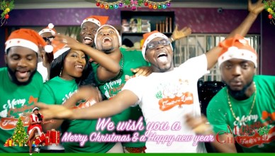 Funke Akindele ft. Jenifa All Stars – Christmas Song