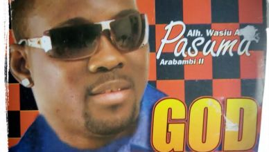 Alh. Wasiu Alabi Pasuma - God Father