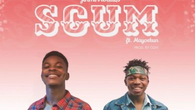Jinmi Abduls – Scum ft. Mayorkun
