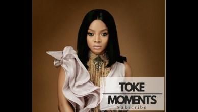 Chop His Money Very Well And Run - Toke Makinwa