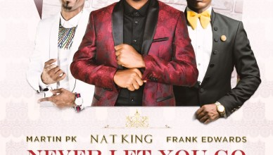 Nat King Ft. Frank Edwards & Martin PK - Never Let You Go