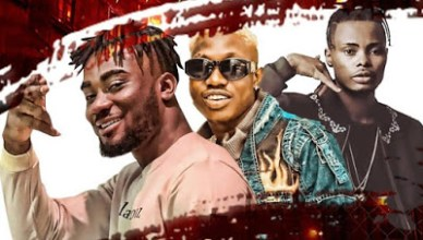 DJ 4Kerty Ft. Oladips X Zlatan Ibile – Again O