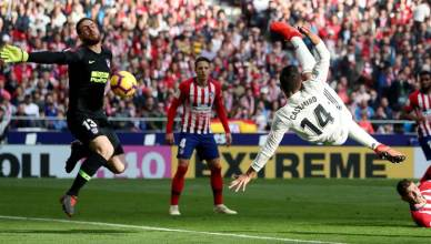 Atletico Madrid v Real Madrid