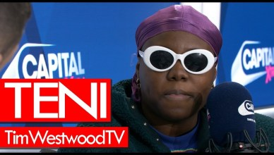 Teni Talks About Dating Wizkid