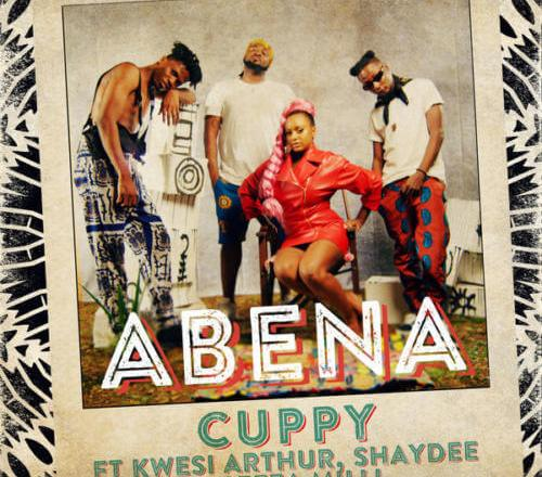 DOWNLOAD: DJ Cuppy – Abena Ft  Kwesi Arthur, Shaydee, Ceeza
