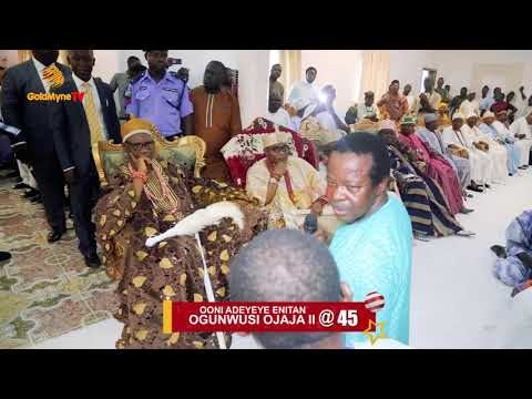 King Sunny Ade Live Performance At Ooni Adeyeye Enitan Ogunwusi 45th Birthday